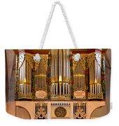 Oldest Organ Weekender Tote Bag