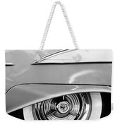 Oldsmobile 98 Wheel Emblem Weekender Tote Bag