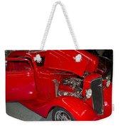 One Hot Rod Weekender Tote Bag