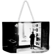 One Step From The Unknown Weekender Tote Bag