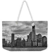 One World Trade Center Bw Weekender Tote Bag