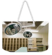 Operating Room Weekender Tote Bag