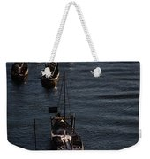Oporto By River Weekender Tote Bag