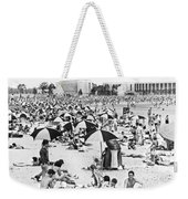 Orchard Beach In The Bronx Weekender Tote Bag