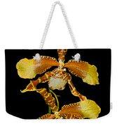 Orchid Series 104 Weekender Tote Bag