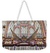Organ In Cordoba Cathedral Weekender Tote Bag