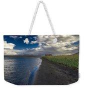 Osar Beach Iceland Weekender Tote Bag