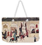 Ottoman Bazaar Weekender Tote Bag