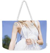 Outback Country Girl Weekender Tote Bag