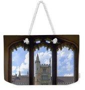Oxford Weekender Tote Bag
