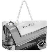 Packard Taillight Weekender Tote Bag