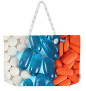 Pain Medication Weekender Tote Bag