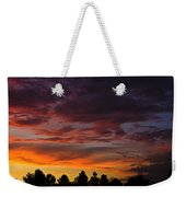 Painted Sky  Weekender Tote Bag