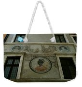 Painted Wall Weekender Tote Bag