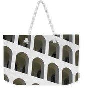 Palazzo Della Civilta' Romana Weekender Tote Bag