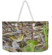 Palm Warbler Weekender Tote Bag