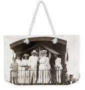 Panama Roosevelt, C1906 Weekender Tote Bag