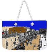 Pancho Villa Captures Juarez Chihuahua May 8 1911 Color Added 2012 Weekender Tote Bag