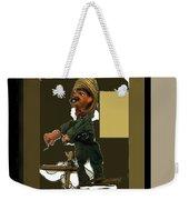 Pancho Villa Puppet Weekender Tote Bag