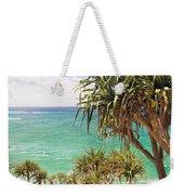 Pandanus Palm Tree Weekender Tote Bag