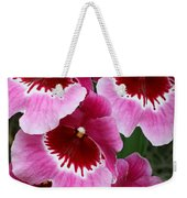 Pansy Orchid 1 Weekender Tote Bag