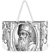 Paolo Uccello (1397-1475) Weekender Tote Bag