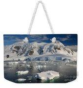 Paradise Bay, Antarctica Weekender Tote Bag