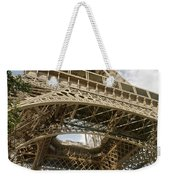 Paris: Eiffel Tower Weekender Tote Bag