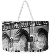Paris Notre Dame, 1918 Weekender Tote Bag