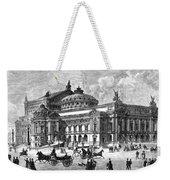Paris Opera House, 1875 Weekender Tote Bag