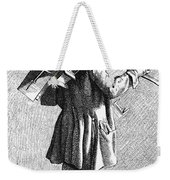 Parisian Exterminator Weekender Tote Bag