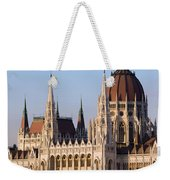 Parliament Building In Budapest Weekender Tote Bag