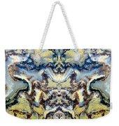 Patterns In Stone - 84 Weekender Tote Bag