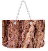 Patterns In The Wood Weekender Tote Bag