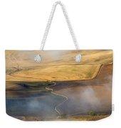 Patterns Of The Land Weekender Tote Bag