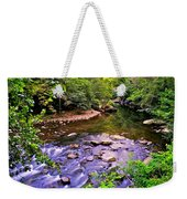 Peace And Tranquility Weekender Tote Bag