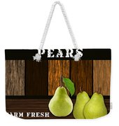 Pear Farm Weekender Tote Bag