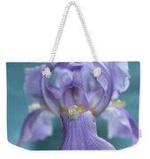 Pearl Of The Iris Weekender Tote Bag