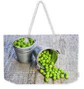 Peas Weekender Tote Bag