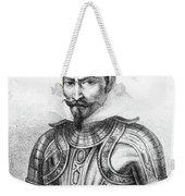 Pedro De Alvarado (1495?-1541) Weekender Tote Bag