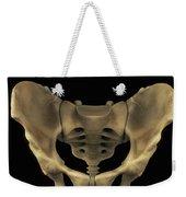 Pelvic Bones Male Weekender Tote Bag