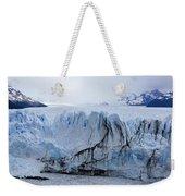Perito Moreno Glacier Weekender Tote Bag