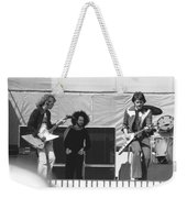 Day On The Green 6-6-76 #3 Weekender Tote Bag