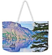 Phantom Ship Overlook In Crater Lake National Park-oregon Weekender Tote Bag