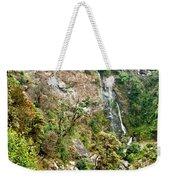 Photeng Waterfall Weekender Tote Bag
