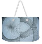 Photon Double Slit Test Weekender Tote Bag