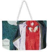 Physician 16th Century Weekender Tote Bag