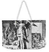 Physician As Angel Weekender Tote Bag