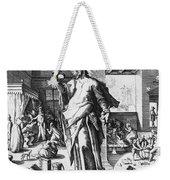 Physician As God Weekender Tote Bag