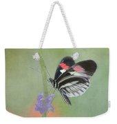 Piano Key Butterfly1 Weekender Tote Bag